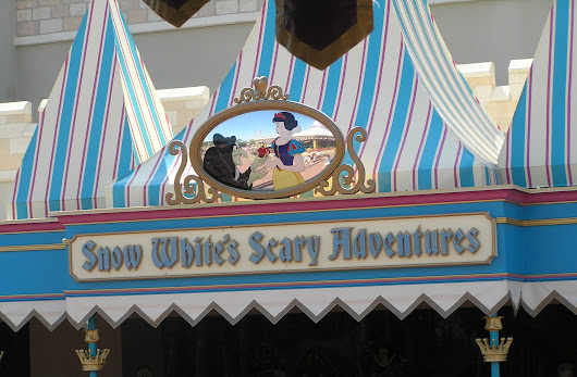 The History of Snow White's Scary Adventures