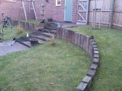 Contemporary Garden Makeover in Lilleshall, Shropshire
