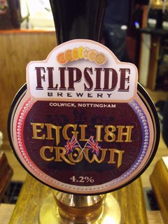 Flipside, English Crown, England