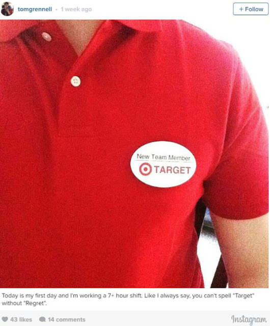Target Newbie Documents His First Days of Work on Tumblr