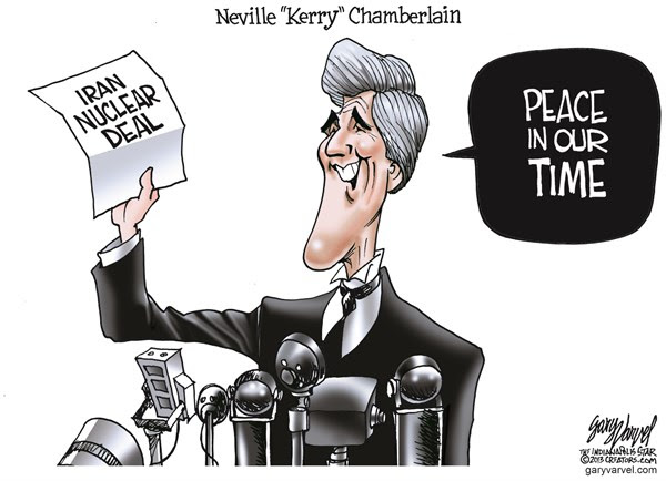 Image result for obama kerry cartoons