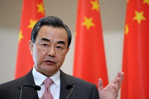 El ministro de Asuntos Exteriores chino, Wang Yi. | Foto: MRC