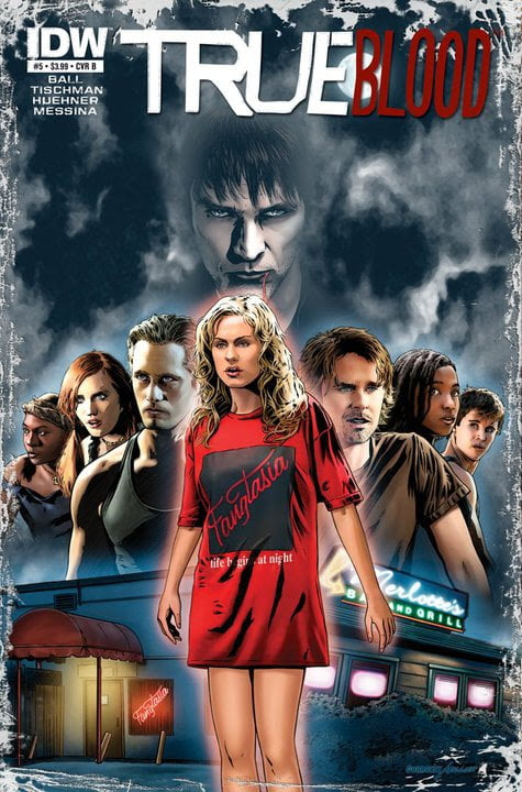 true blood season 4 premiere. True Blood Season 4 premieres
