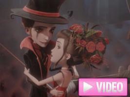 Jack et Miss Acacia dans Jack et la mécanique du coeur