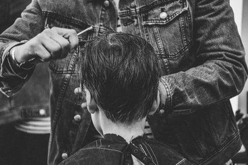 Give your Kid a Hassle-free First Haircut Experience
