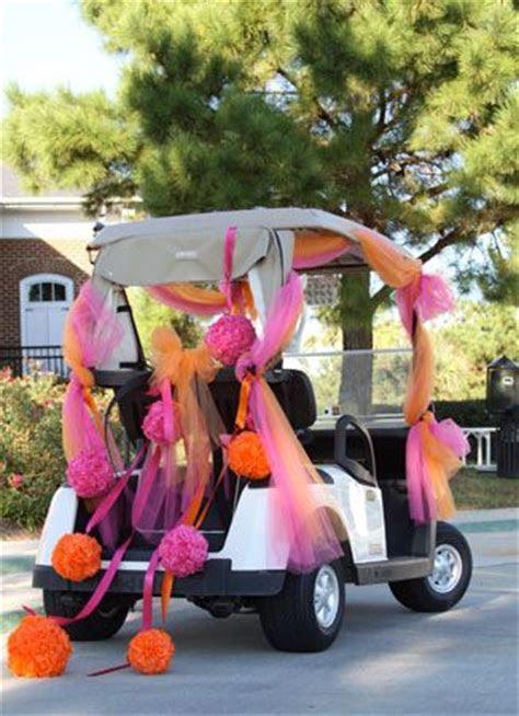 41 best images about Golf cart decoration on Pinterest