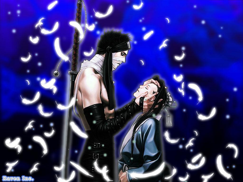 Naruto Wallpaper Touching Heaven Dark Ver Minitokyo