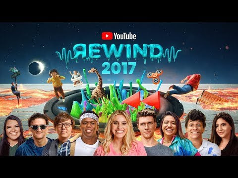 YouTube Rewind: The Shape of 2017...(vid)