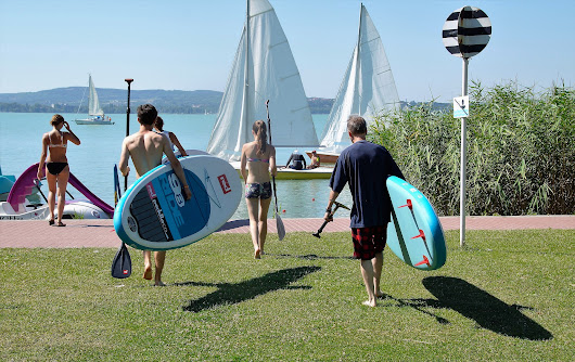 Paddle Board Tips and What To Look for When Buying a Stand-up Paddle Board