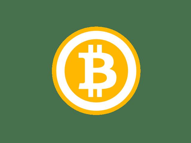 Bitcoin Logo Transparent Png Stickpng