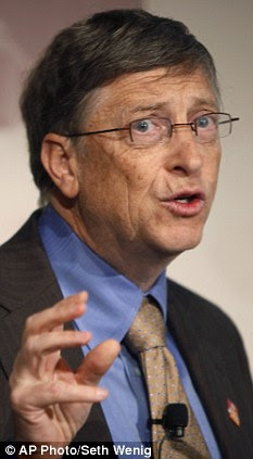 Adapting for the future: Head of Microsoft, Bill Gates