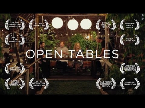 "Geeking Out with...""Open Tables"" (An interview with film writer/director/producer Jack C. Newell with thoughts from Colleen Doyle, Beth Lacke, and David Pasquesi)"
