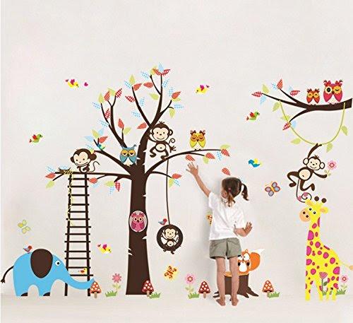 Wandsticker Kinderzimmer Onlineshop Mit Gunstigen Preisen