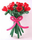 Unique Valentines Ideas, Gifts and Decorations, Fower Bouquet made ...