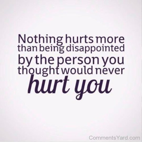 Quotes About Disappointment In Love 60 Quotes