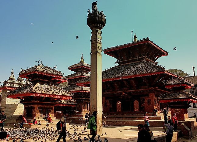 #4 The Durbar Squares Of Nepal