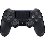 DualShock 4 Wireless Controller for Sony PlayStation 4 - Jet Black