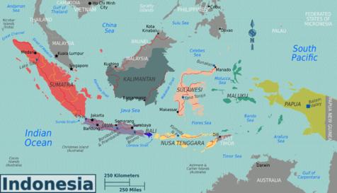 Regions of Indonesia