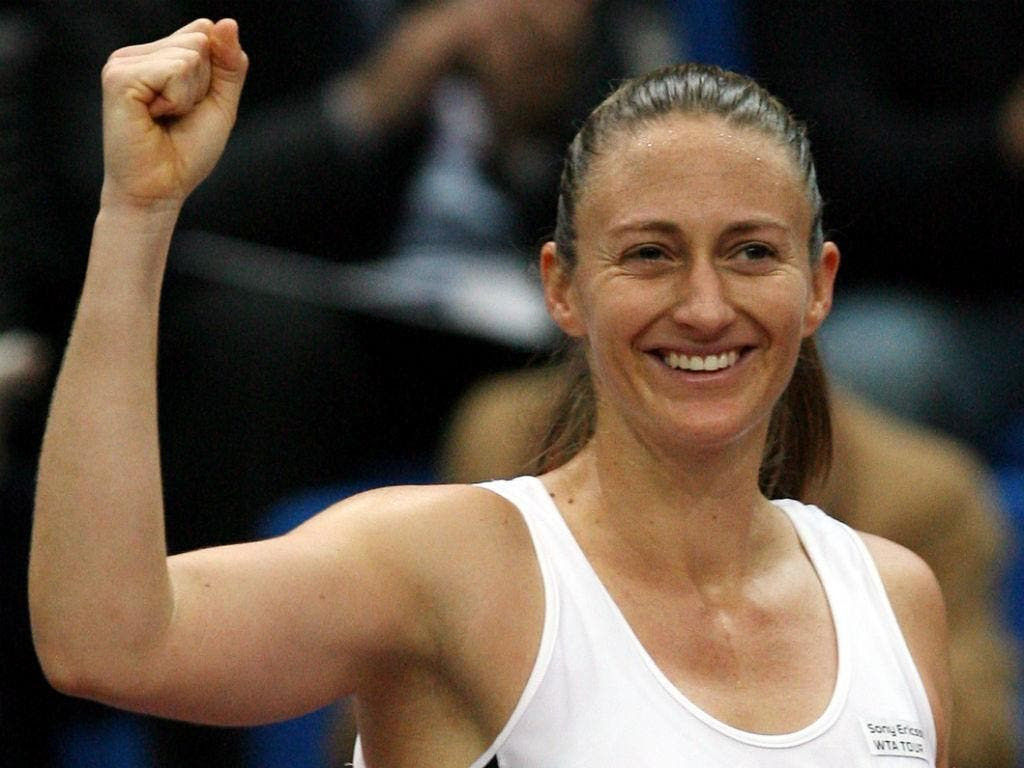 Mary Pierce French-American Tennis Player Very Hot And -1432