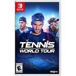 Tennis World Tour [Switch Game]