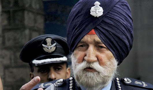 RIP Arjan Singh, The Greatest Air Warrior Of India