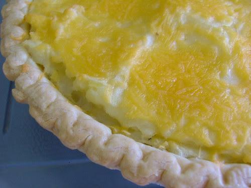 Flaky sheperd's pie