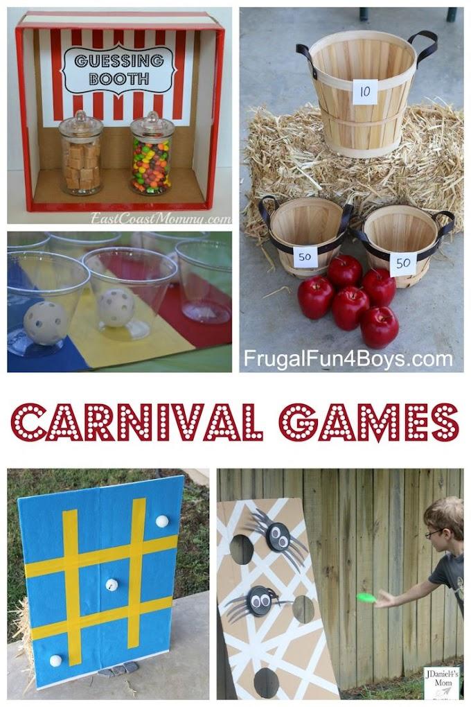 Fun Fair Games Name