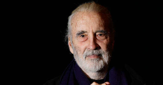 Christopher Lee Dies at 93; Actor Breathed Life Into Nightmarish Villains - NYTimes.com