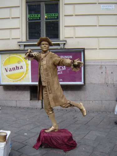 golden man performanssi