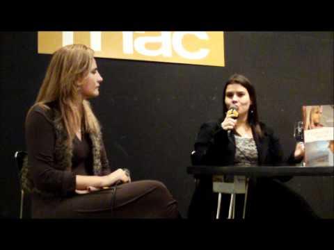 Vídeos do lançamento de Uma Herança de Amor da Lycia Barros em São Paulo