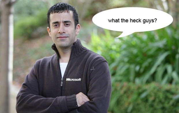 CEOh no he didn't! Rahul Sood heckles HP over strangely named Envy H8 PC