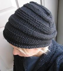 corrugated hat head