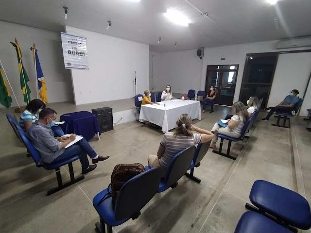 Grupo de Trabalho da Covid-19 se reúne para direcionar enfrentamento à pandemia