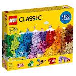 LEGO Classic Bricks Bricks Bricks - 1,500-piece Set