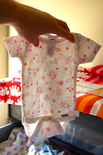 No, seriously, people, these are TINY CLOTHES