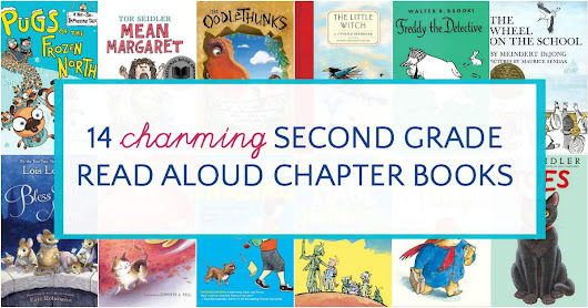 Charming 2nd Grade Read Aloud Books