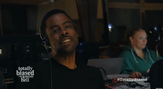 Chris Rock Says 'George Zimmerman Can Eat A D*ck' On 'Totally Biased With W. Kamau Bell' (VIDEO)
