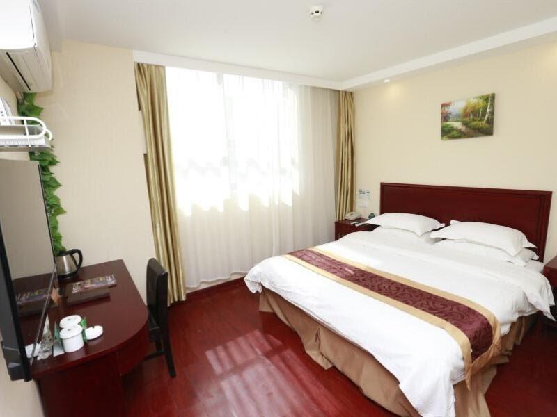 Price GreenTree Inn Nanjing Lishui District Lishui Airport Road Express Hotel