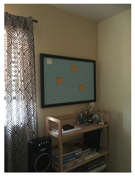 Focal Point Cork Bulletin Board - Home Decor Designs