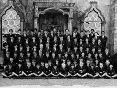 School photo 1962