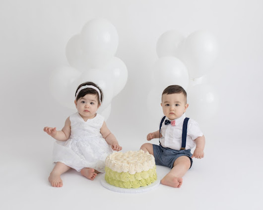 Smash Cake Photography, Los Angeles