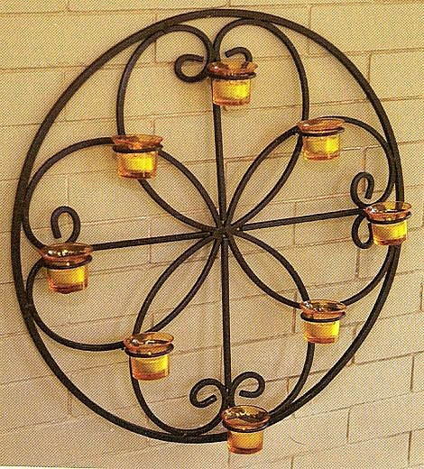 Candle Wall Art - Home Design Jobs