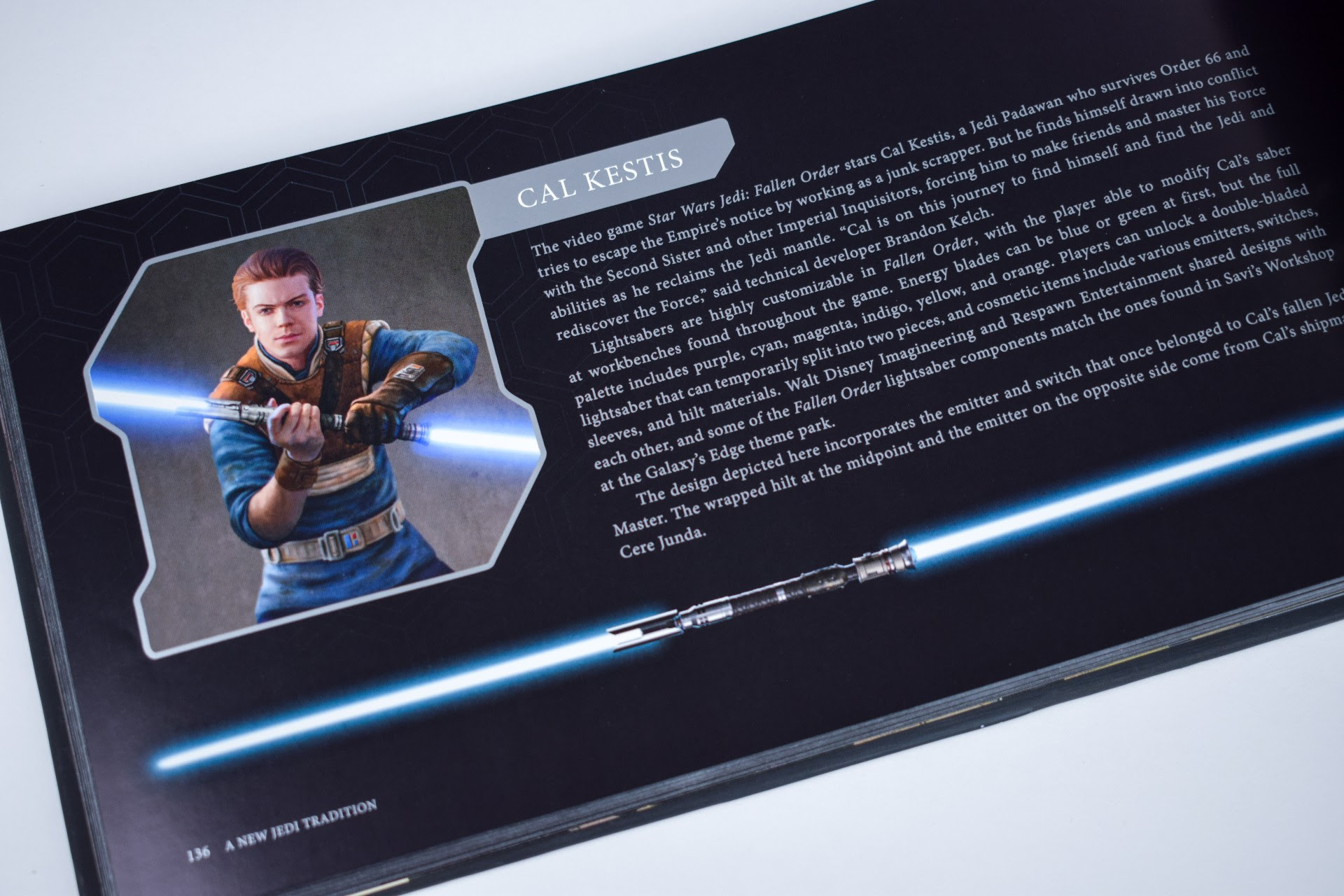 Star Wars: The Lightsaber Collection Review | Anakin and His Angel