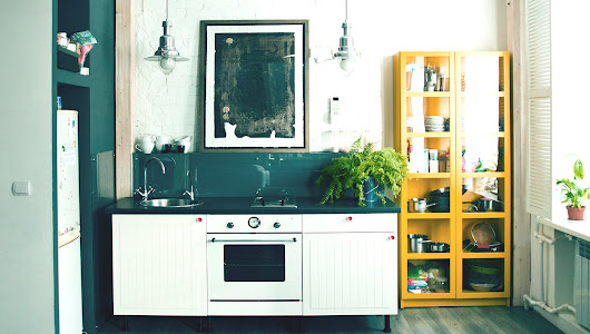 Small Kitchen? Try These 9 Tips for Making the Most of Your Limited Space