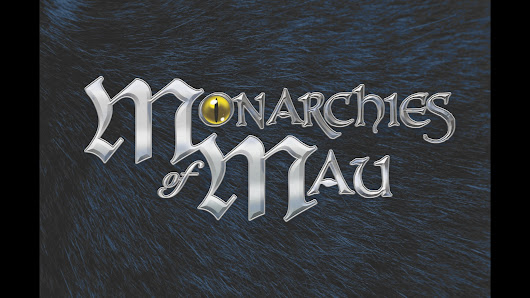 Monarchies of Mau Fantasy Tabletop RPG