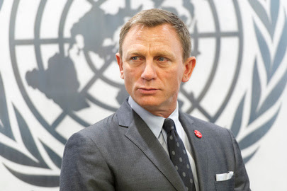 Secretary-General Names Daniel Craig as UN Global Advocate on Elimination of Landmines