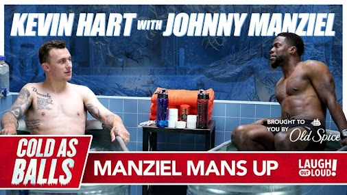 #New Kevin Hart & Johnny Manziel Get Down & Dirty When Discussing Possible Comeback On 'Cold As Balls...