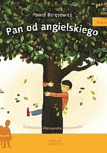 Okładka książki Pan od angielskiego