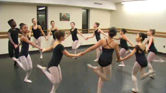 Brighton Ballet Theater students in Brooklyn performing alongside Moscow Ballet in 'The Nutcracker'