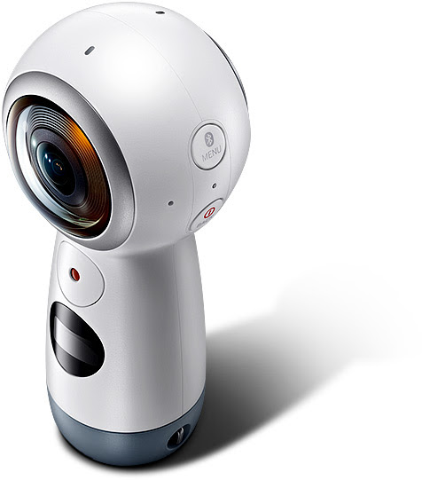 Samsung Launched Gear 360 VR camera - GoAndroid